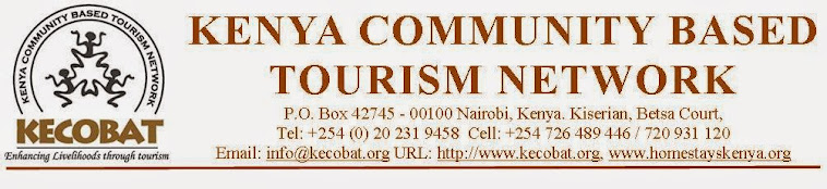 Kenya Community Based Tourism Network - KECOBAT