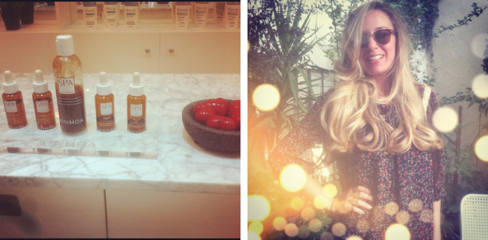 Hairdresser, My Showroom, Aromaterapia, hair, Fashion Blogger, Blonde