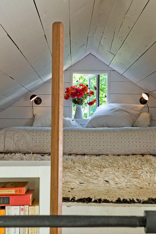 Un petit espace qui a tout pour plaire so lovely home for Tiny house for family of 4