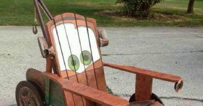 Como caracterizar una silla de palets - Sillas con palets ...