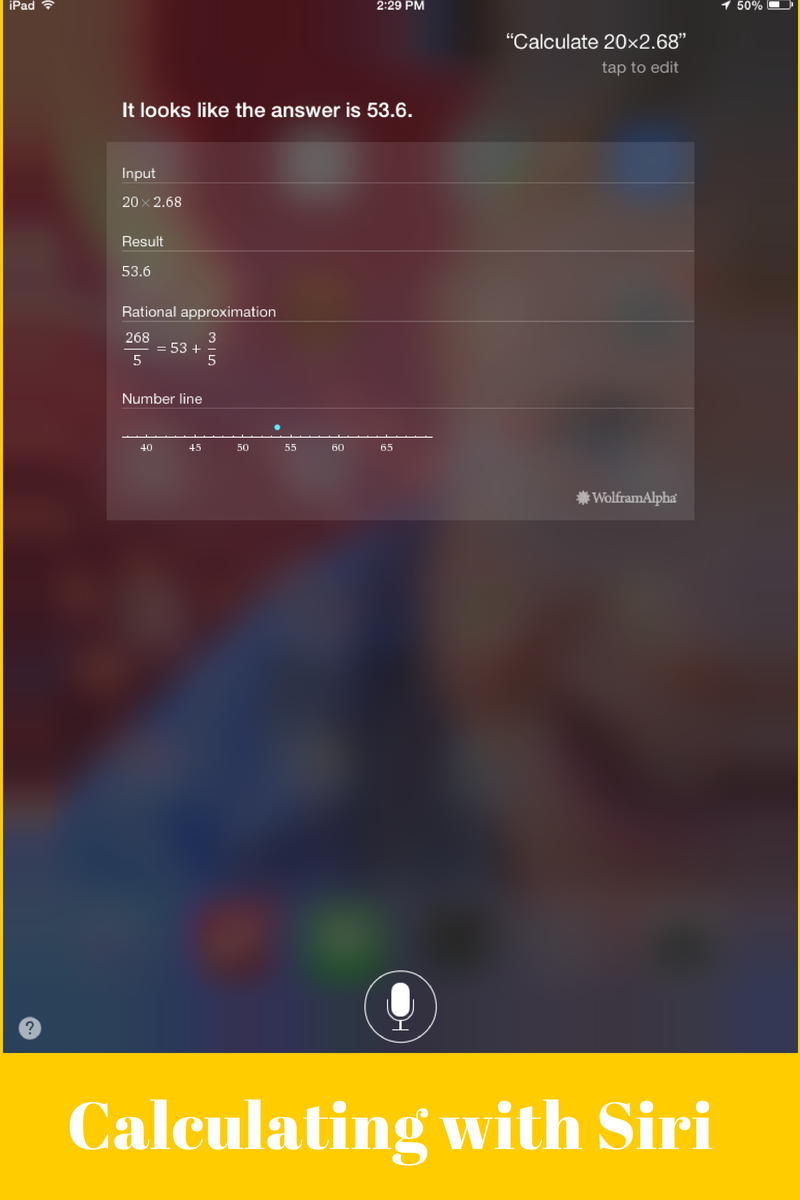 evangelizing the digital natives calculating with siri