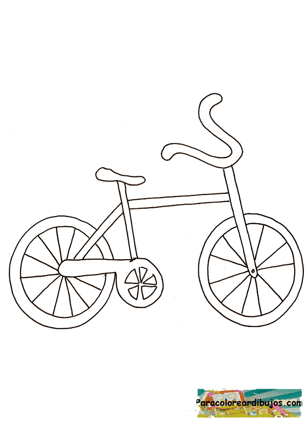 Pictures of Bicicleta Dibujo - kidskunst.info