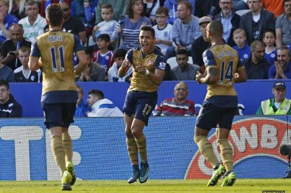 Hasil Lengkap EPL MD7, Arsenal Tampil Gemilang, MUFC Pimpin Klasemen!
