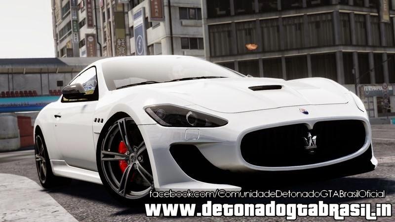 GTA IV - Maserati GranTurismo MC Stradale 2014