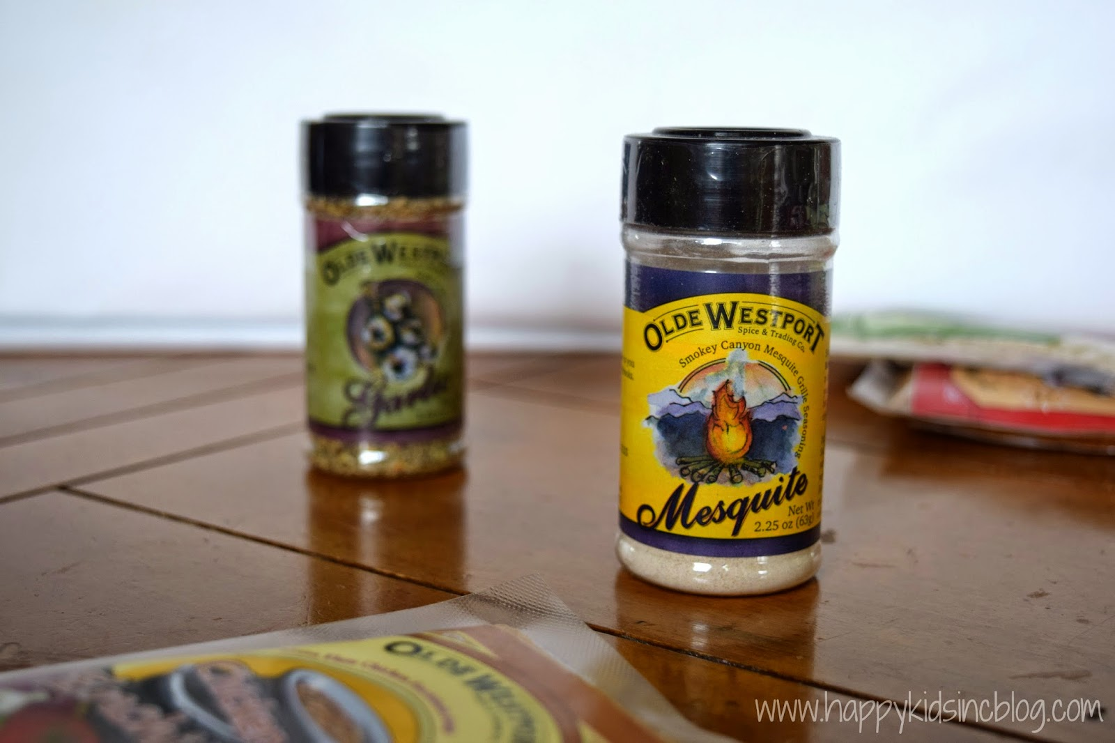 Olde Westport Spice and Trading Company how to use spices