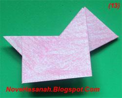 origami aning yang lucu