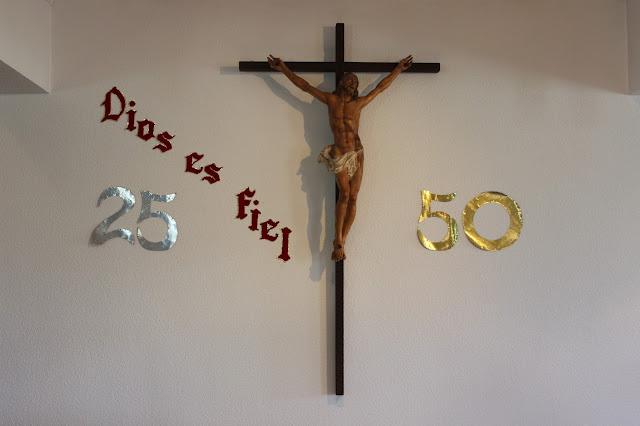 Bodas sacerdotales 50 y 25 años
