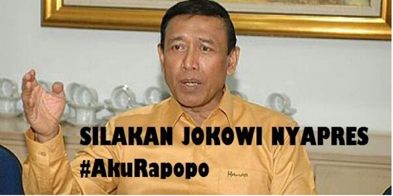 Foto Lucu AKU RAPOPO Terbaru 2014