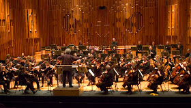 BBC Symphony Orchestra and Jiří Bělohlávek at the Barbican (c) BBC / Lara Platman