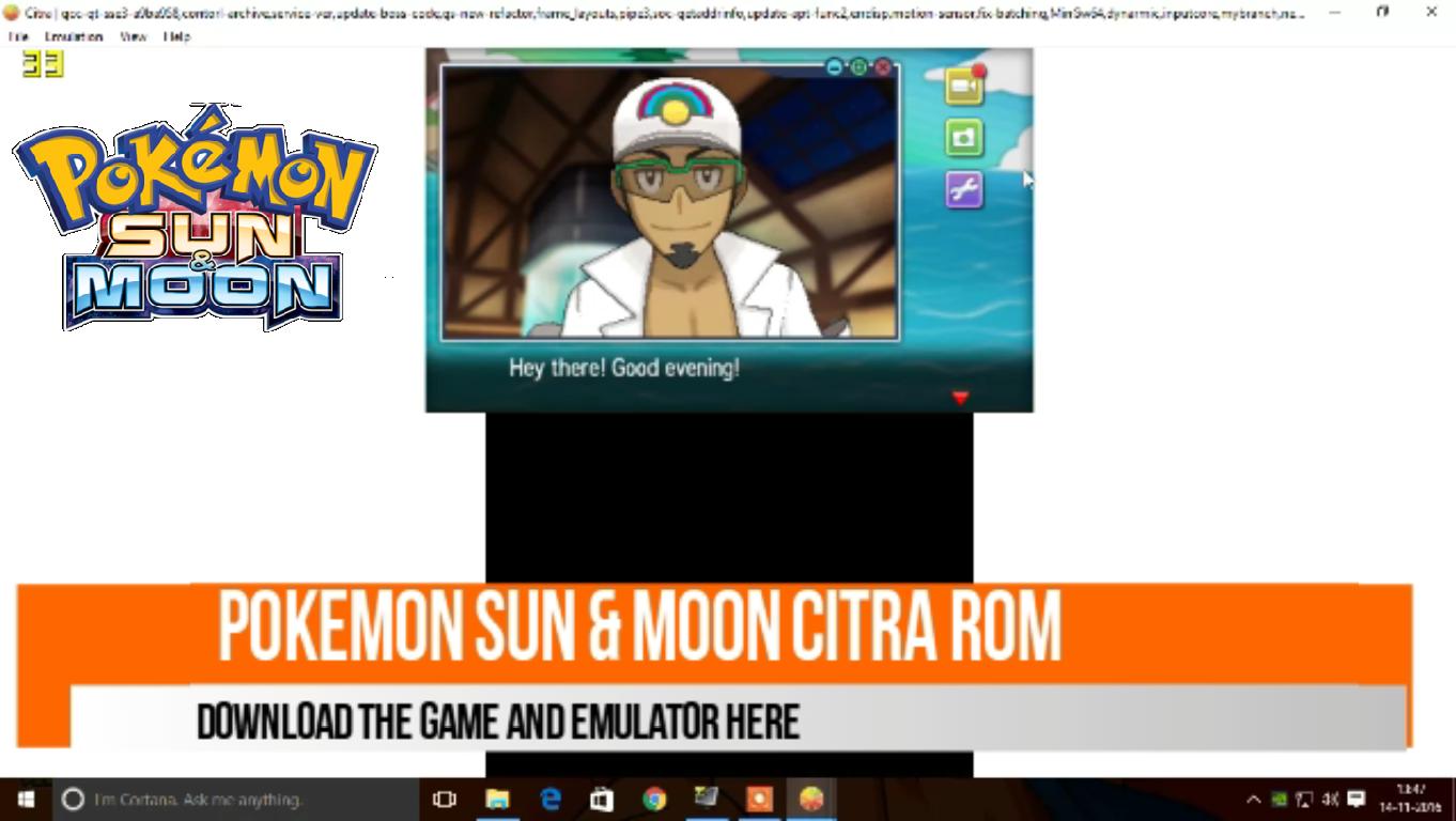 nintendo ds emulator pokemon x and y download