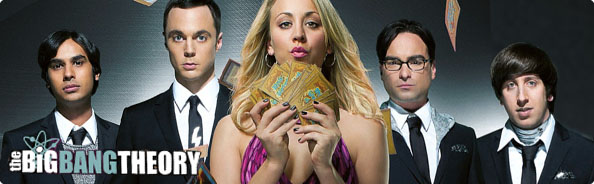 Assistir Online Série The Big Bang Theory S06E24 - 6x24 - The Bon Voyage Reaction  - Legendado
