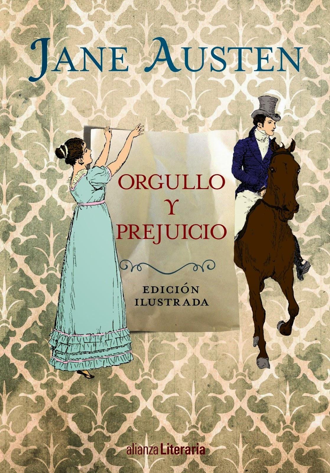 """""""Orgullo y prejuicio"""" - Jane Austen"""