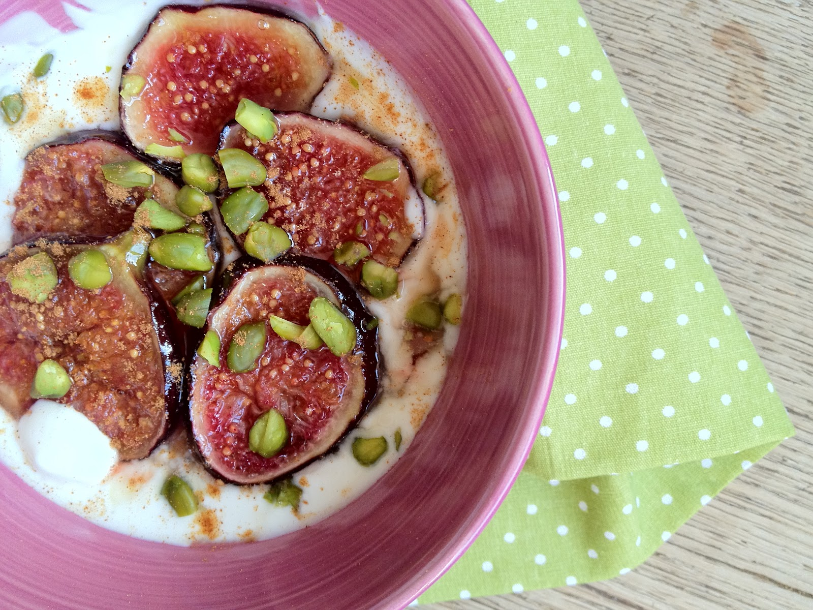 Honey-Caramelized Figs With Yogurt Recipes — Dishmaps