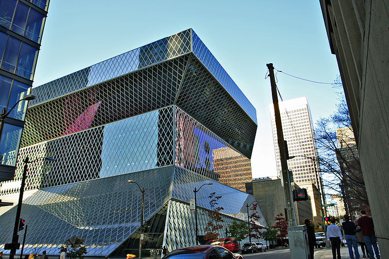 Seattle Central Library ARCHITECTURE