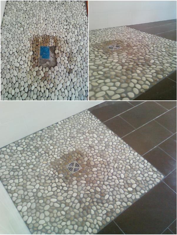 L 39 artisan enghiennois 95 et ile de france douche l 39 italienne - Stratifie pour salle de bain ...