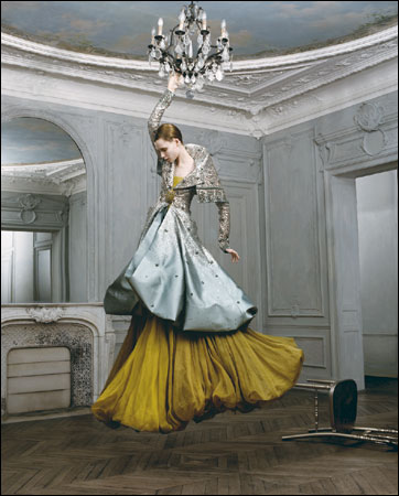 It's not Fashion, It's Art: Haute Couture Asthetics Lesson 2