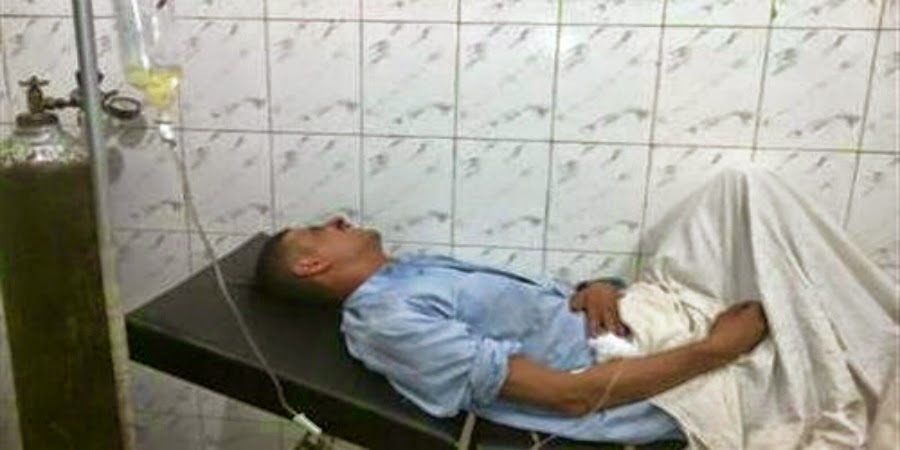 مقال :     إنتحر ... أنت فى مستشفى العمال العام