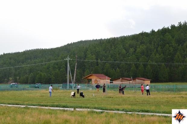 Tsenkher, Shiveet Mankhan Ger Camp