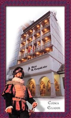 Hoteles de Cuenca Ecuador Hotel El Conquistador