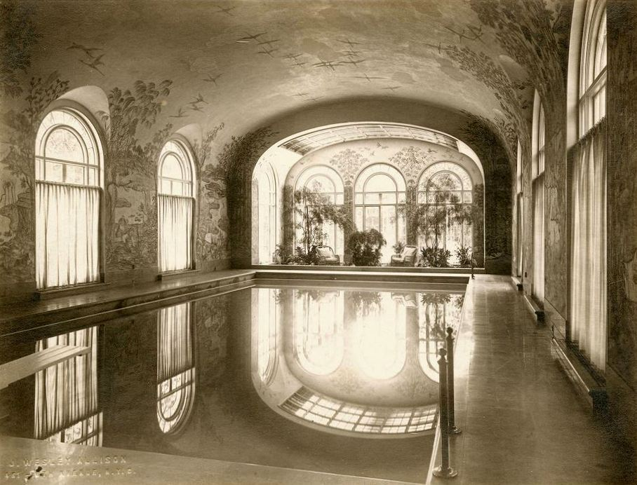 Biltmore Estate Interior Pool | www.pixshark.com - Images ...