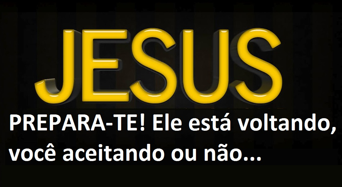 Aceite Jesus em sua Vida!