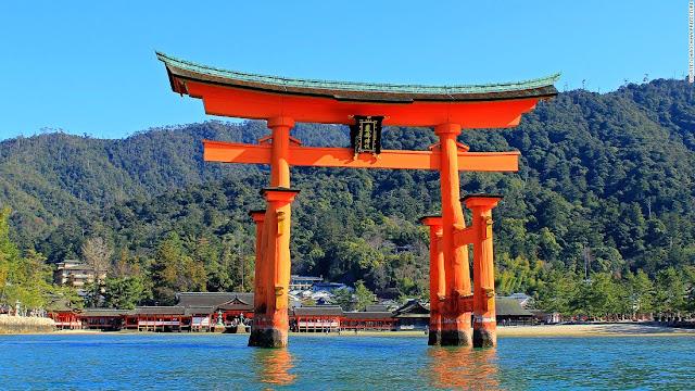 Vé máy bay đi Hiroshima giá rẻ 2015