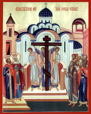 THE EXALTATION OF THE HOLY CROSS!