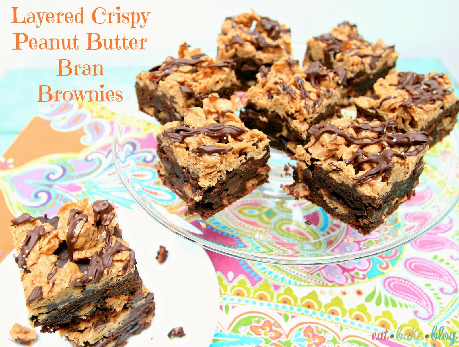 peanut butter crunch bars no bake chocolate peanut butter corn flake ...