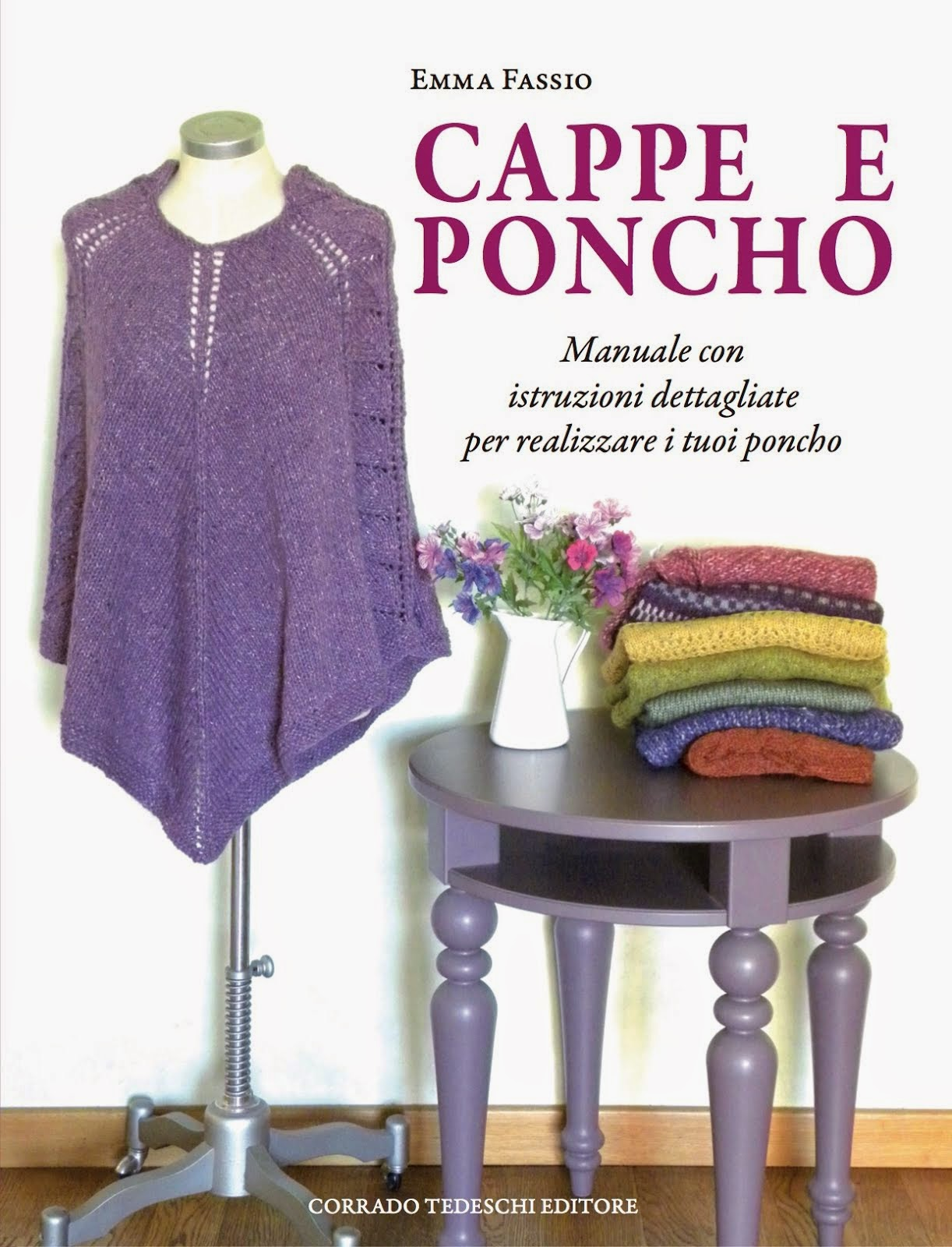 Libro Cappe e Poncho