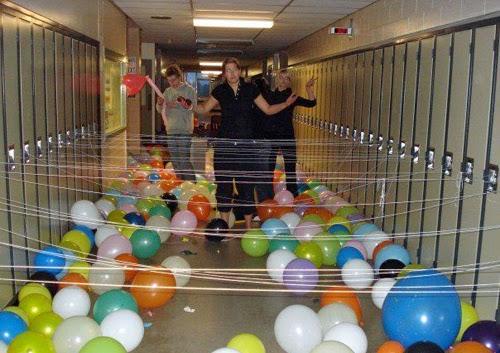 Classroom Prank Ideas ~ Funny pranks practical jokes in the school