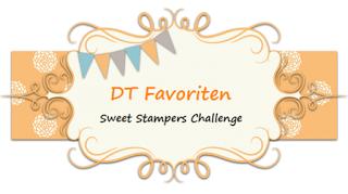favorite chez Sweet Stamper Challenge