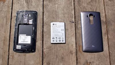 ظهر و مواصفات LG G4