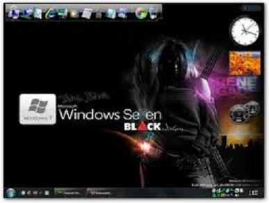 Related to FREE Windows XP SP3 Evolution Black Edition (2011