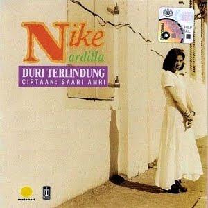 Nike Ardilla  Album Duri Terlindung (1994)