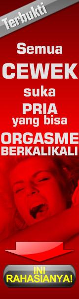 Rahasia Orgasme Berkali Kali