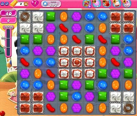 Candy Crush Saga 692