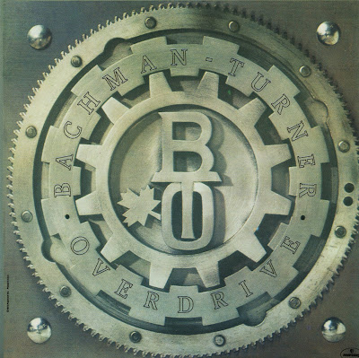 Bachman Turner Overdrive - Bachman Turner Overdrive (1973 great canadian heavy rock - Wave)