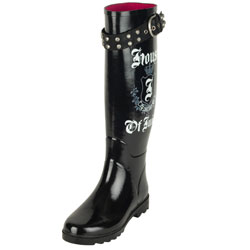 Rain Boots Juicy Couture5