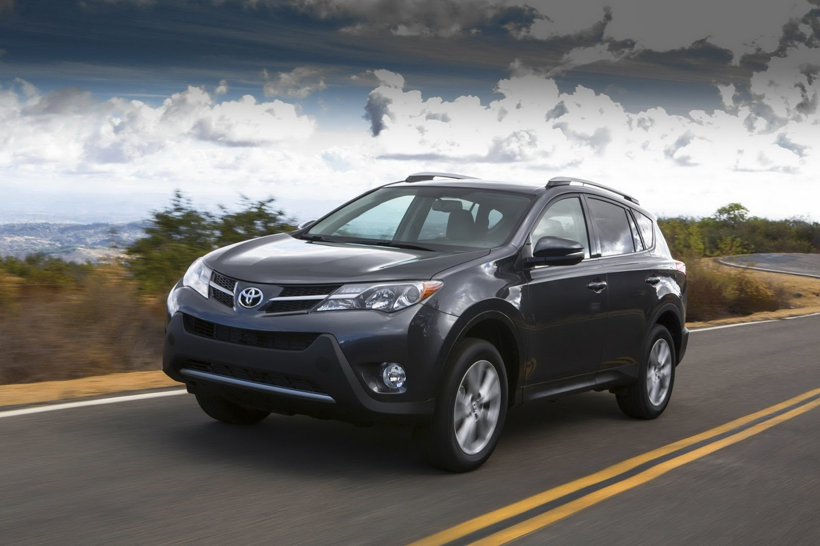 Toyota toyota rav 2013 : Most Wanted Cars: Toyota RAV4 2013