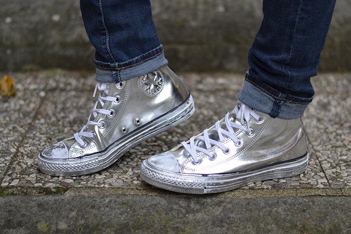 converse argento