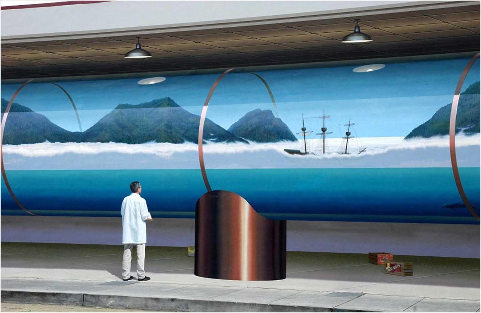 3d wall art for 3d mural art