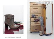 Zapatos de mujerColección Raboki Gashi Works OtoñoInvierno 20122013 (zapatos de mujer coleccion raboki goshi )