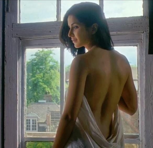 Katrina Kaif nude Backless photo
