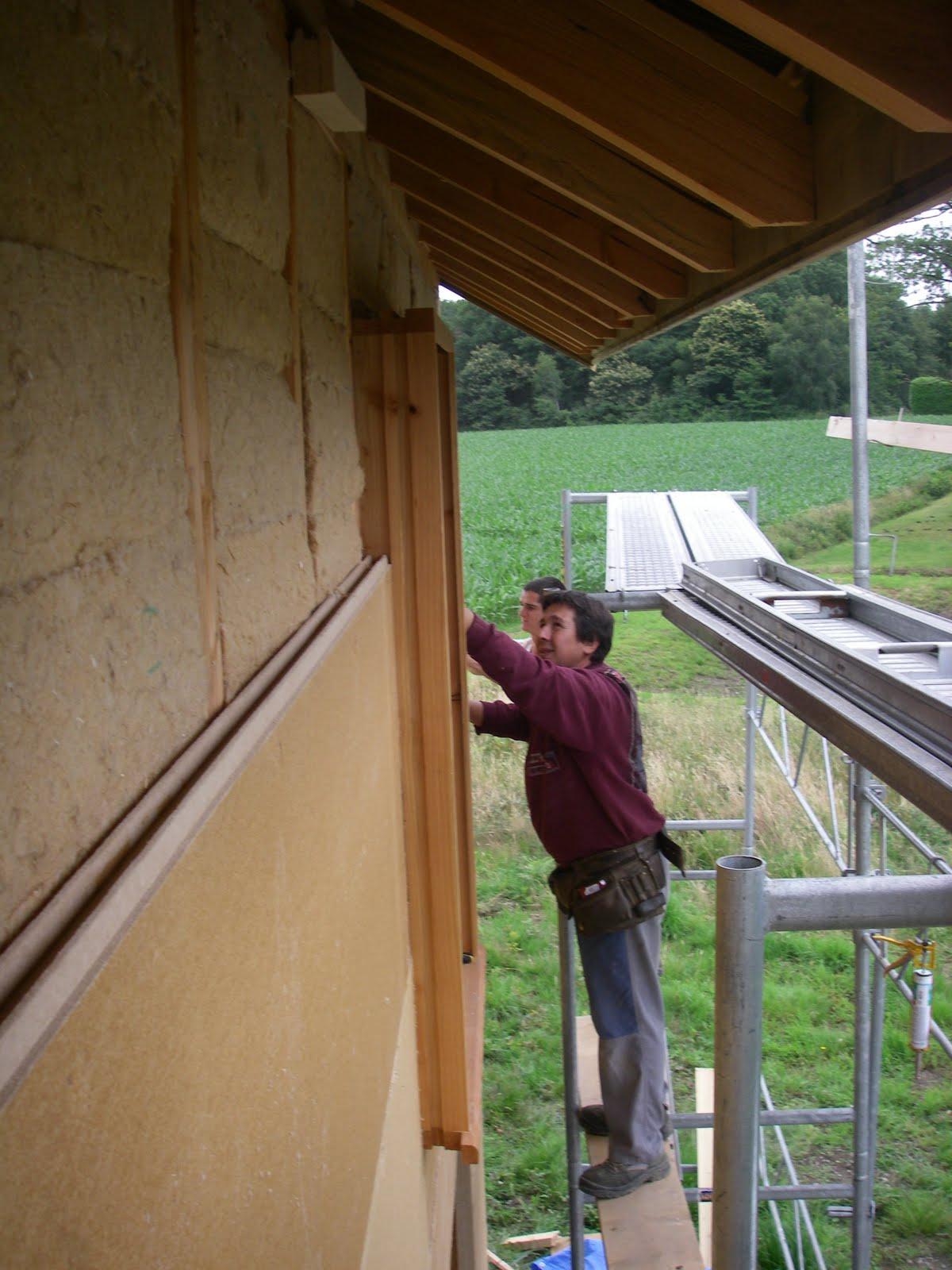 Notre Maison Ossature Bois labelisée BBC dans les Pyrénées Atlantiques 64