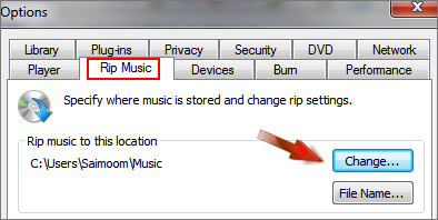 How to save audio tracks in PC
