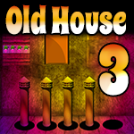 Games4King Old House Escape 3