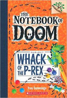 The Notebook of Doom: Whack of the P-Rex