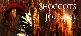 Shoggot's Journal