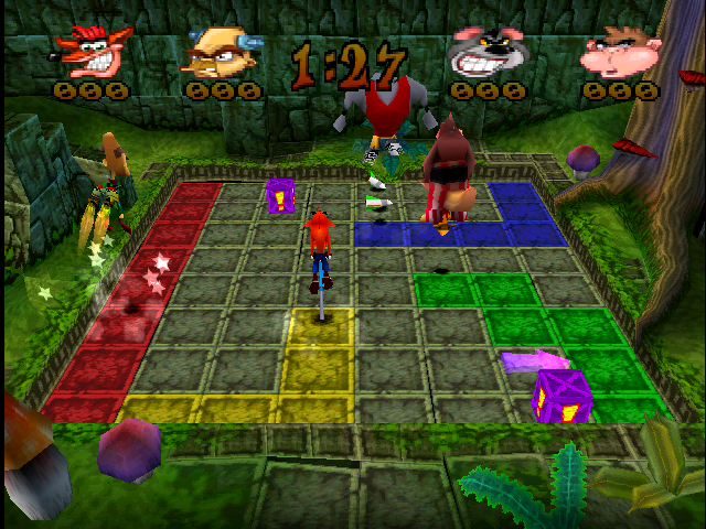 crash bash para pc  gratis