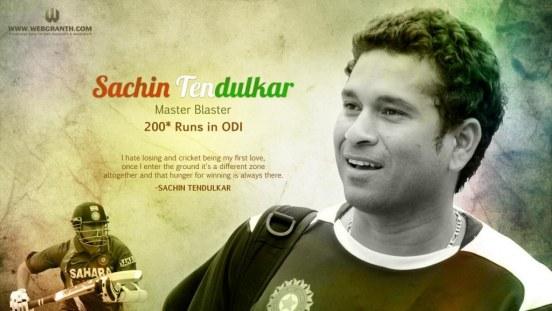 Imagenes de Sachin Tendulkar